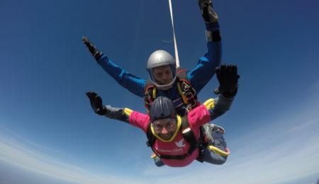 Skydive PAH