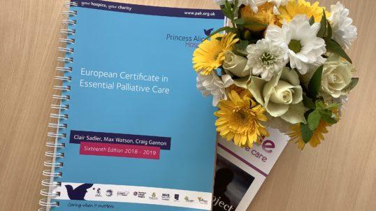 The European Certificate in Essential Palliative Care handbook