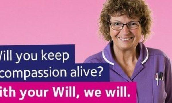 Julia Lucioni in purple uniform. With your Will, we will